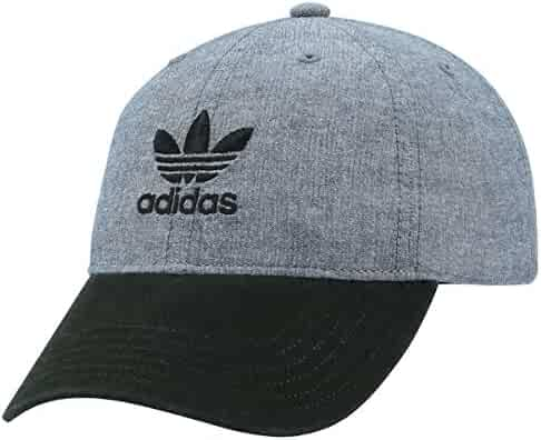 adidas Men's Originals Relaxed Fit Strapback Cap, One Size
