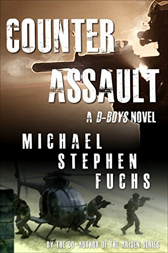 - Counter-Assault (D-Boys Book 2)