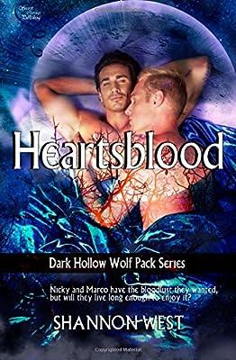 Heartsblood: Volume 11 (Dark Hollow Wolf Pack): Amazon.es: West, Shannon: Libros en idiomas extranjeros