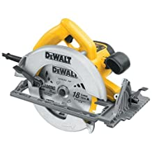DEWALT DW368 Heavy Duty 7-1/4-Inch Lightweight Circular Saw
