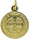 Gifts Catholic, Inc. Lot of 10 - St. Benedict Medal