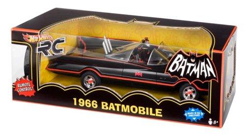 Hot Wheels RC 1966 Batmobile