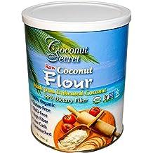 Coconut Secret, Raw Coconut Flour, 1 lb (454 g) - 2pcs