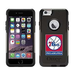 iPhone [ 6 4.7-inch ] Black OtterBox Commuter Philadelphia 76ers