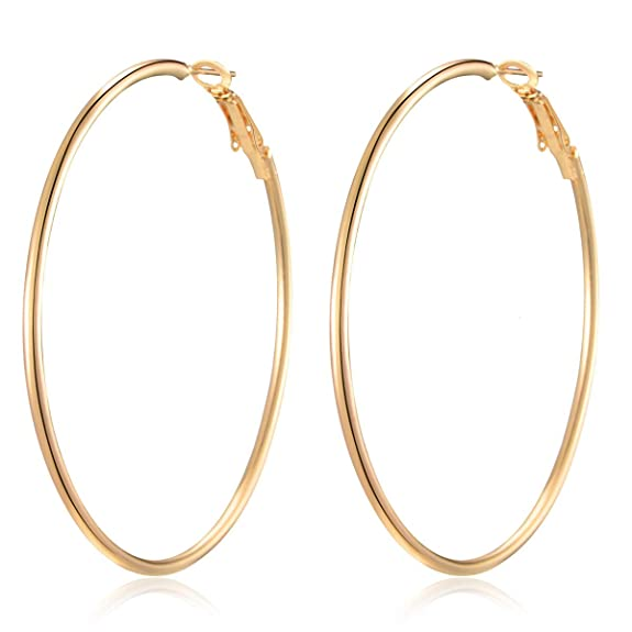 70% off Coppet Hoop earrings