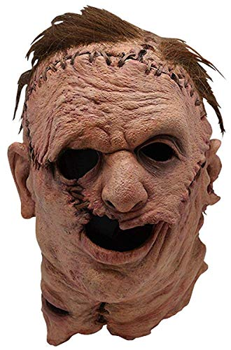 Trick or Treat Texas Chainsaw Massacre Remake Leatherface Mask-Standard -