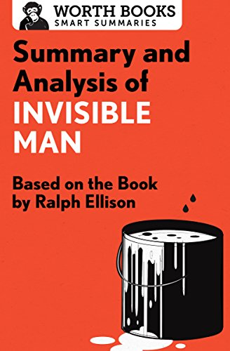 an analysis of the protagonists lack of vision and blindness in ralph ellisons novel invisible man The invisible man finishes his speech, the superintendent congratulates him saying things like «[h]e'll lead his people» or «the destiny of your people» (ellison, 1952, in nina, 2003: 2092-2093.