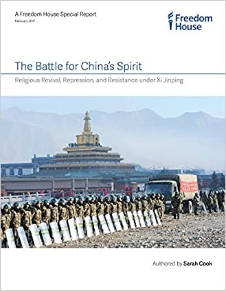 The Battle for China's Spirit