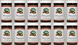 Naturessunshine Psyllium (Seeds) Intestinal System Support 600 mg 100 Capsules (Pack of 12)