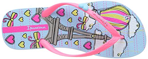 Ipanema Unique III, Girls' Flip Flop Multicolor (Paris)