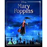Mary Poppins (Limited Edition Artwork Sleeve) [Blu-ray] [Region Free]