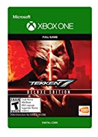Tekken 7: Deluxe Edition - Xbox One [Digital Code] by Bandai Namco
