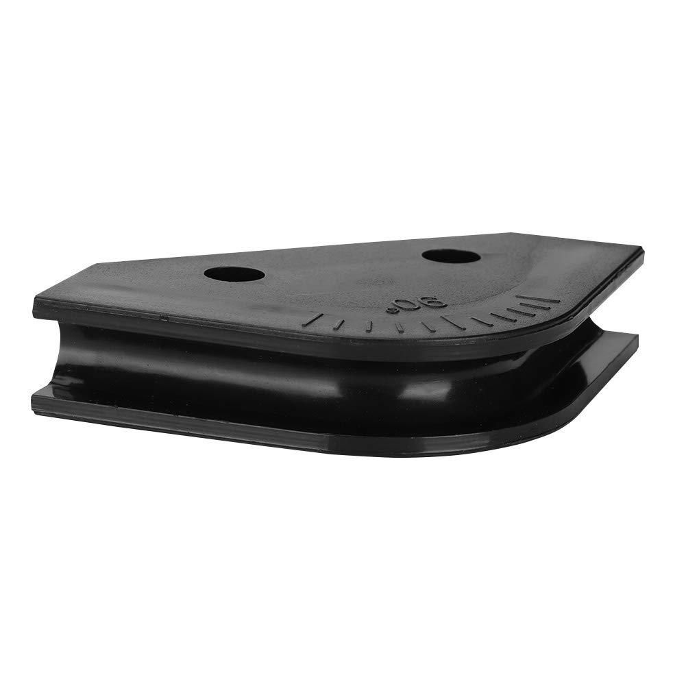 Kafuty Kit di curvatura Acrilico per Tubi rigidi 3Pcs 12mm OD 45//90//180 Grado di Diametro Kit di Utensili per stampi rigidi per Tubi Bender ABS Kit di Utensili per Materiali acrilici