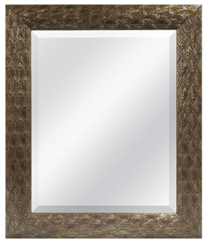 Antique Gold Mirror Amazon Com
