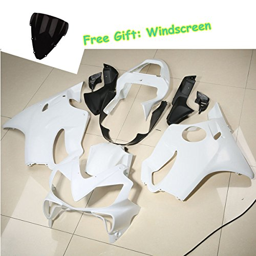 02 honda cbr 600 f4i fairing set - 1