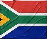 KESS InHouse Bruce Stanfield ''South Africa II'' Green Blue Fleece Baby Blanket, 40'' x 30''