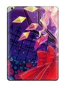 Ipad Air HgIsLEf5444LbdBG Cool Anime Touhou Tpu Silicone Gel Case Cover. Fits Ipad Air