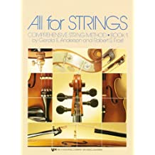 All For Strings Book 1: String Bass