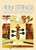 All for Strings Theory No. 1 : String Bass, Anderson, Gerald and Frost, Robert S., 0849732492