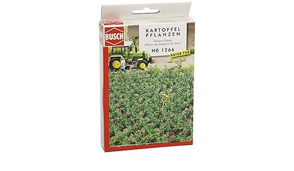 Busch 1266 Potato Plants 30// HO Scenery Scale Model Scenery MODELS11 INC