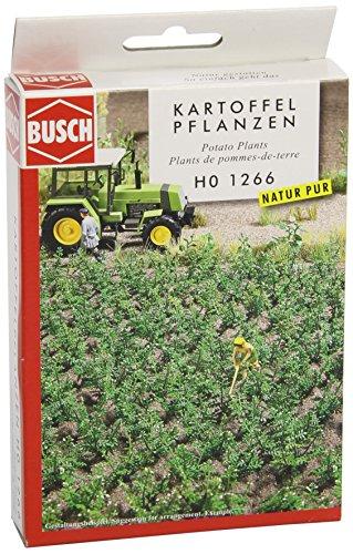 Busch 1266 Potato Plants 30/HO Scenery Scale Model