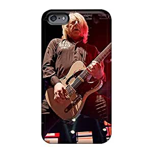 LauraFuchs Apple Iphone 6s Shock Absorbent Hard Phone Cases Customized Nice Red Hot Chili Peppers Image [Uir234ClVU]