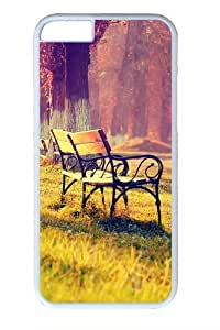 Autumn Landscape Custom iPhone 6 Case Cover Polycarbonate White