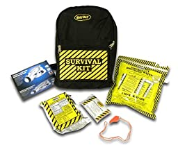 Mayday Economy Emergency Backpack Kit - 1 Person - KEC1