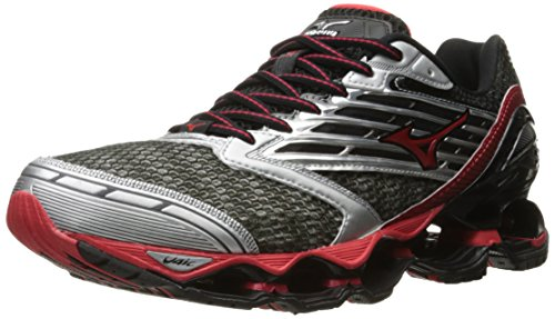 mizuno-mens-wave-prophecy-5-running-shoe-gunmetal-high-risk-red-105-d-us