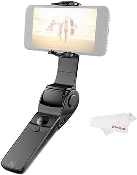 hohem Gimbal D1 Estabilizador Portátil Plegable para Smartphone ...