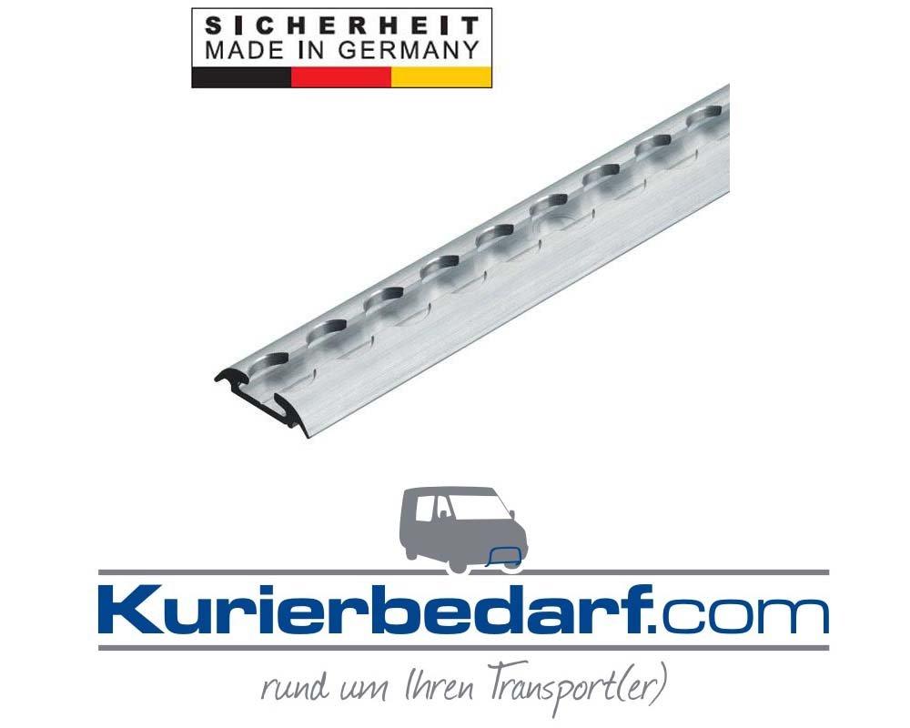 airlin Carril Zurr semicircular Perfil Light 2,0/m