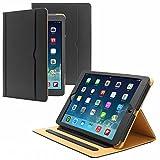 iPad Mini 4 Case S-Tech Soft Leather Smart Cover with Sleep / Wake
