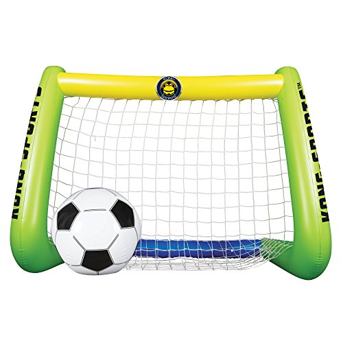 Franklin Sports Kong-Air Giant Inflatable Soccer Set - Over 5 Feet -