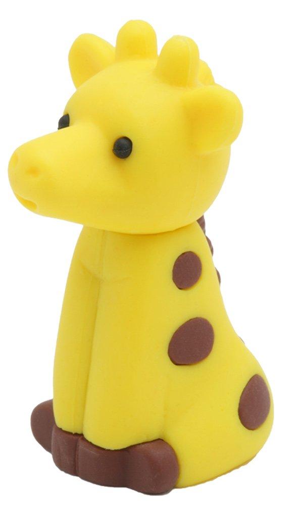 cute giraffe Japanese eraser from Iwako