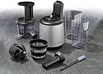 SILVERCREST Slow Juicer SSJ 150 A1: : Küche & Haushalt