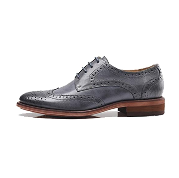 MujerClásicos Para Mgm Zapatos De Piel Cordones Joymod Con dtsQCxorhB