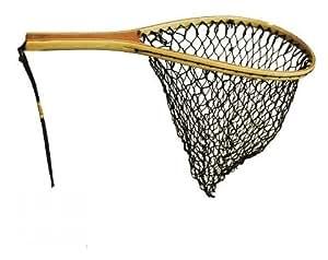 Frabill wood handle landing net fishing for Amazon fishing net