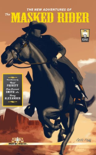 The New Adventures of the Masked Rider (The Legend Of The Golden Gun Western)