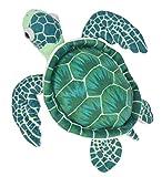 Wild Republic Sea Turtle Plush Soft Toy, Cuddlekins Cuddly Toys, Gifts for Kids 20 cm