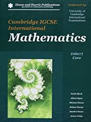 Cambridge IGCSE International Mathematics 0607 Core