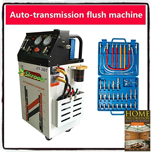 TRANSMISSION FLUID OIL EXCHANGE FLUSH CLEANING MACHINE by Skroutz by Skroutz
