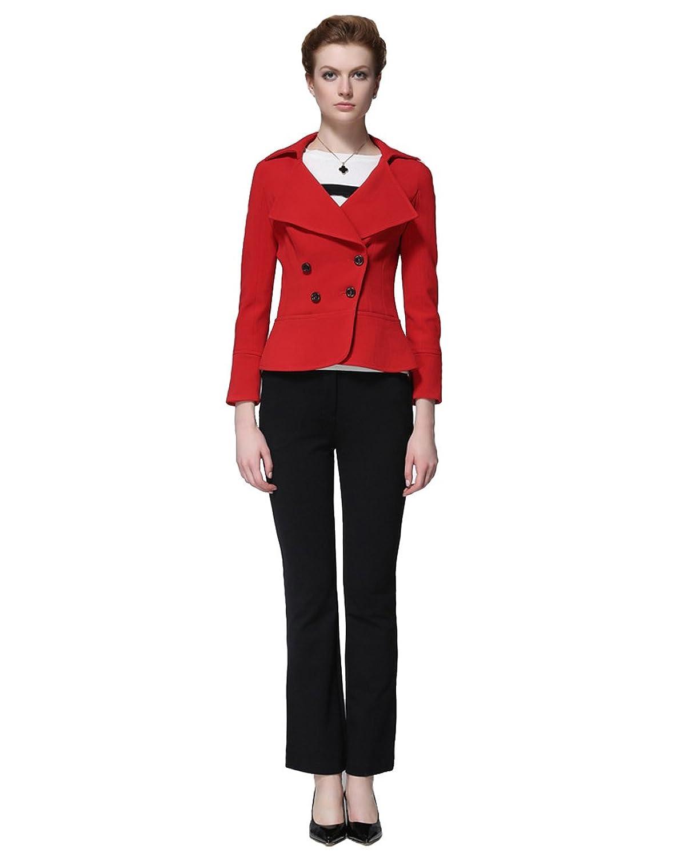 Sarah Dean Women's Casual Knit Rome Trousers