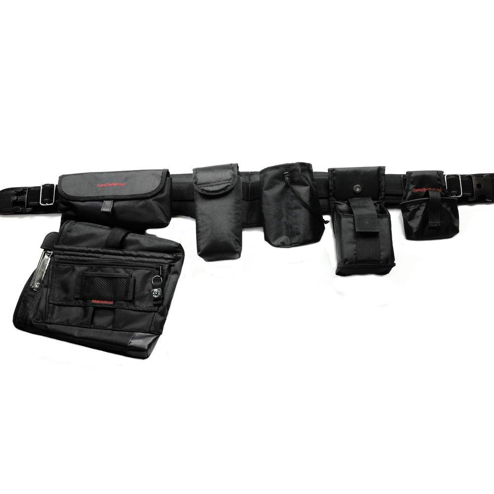 CustomToolbelt - CatManDo Adjuster/Estimator Toolbelt - Standard (30'' to 46'' waist) by CustomToolBelt / CatManDo