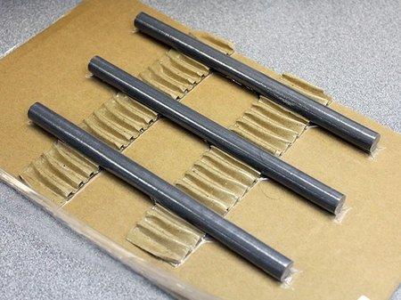 Ferrite Rod Antenna (One Ferrite Rod, 33 Material, 0.5