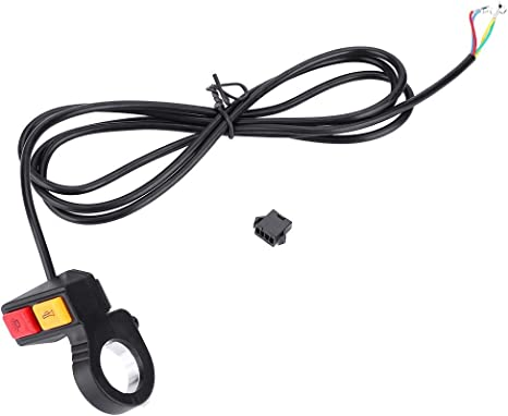 7//8 pulgadas 22 mm moto faro claxon interruptor intermitente interruptor manillar bot/ón on//off