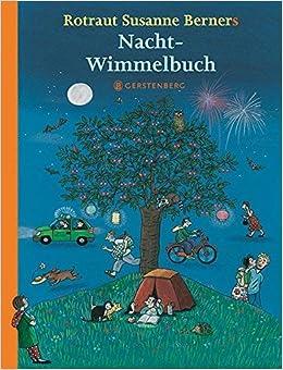 Nacht-Wimmelbuch  (2 – 4 Jahre)