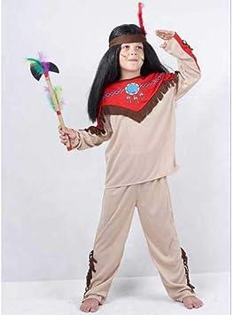 Disfraz niño Indio - talla 4 - 6 años: Amazon.es: Juguetes y juegos