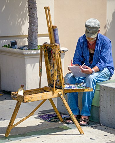 Painter in San Francisco, CA. by Alfred Leung. 18