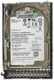 Hewlett Packard Office 2.5-Inch 600 GB SCSI Hot-Swap Hard Drive 781516-B21 Black