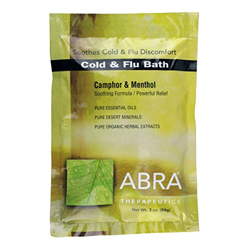 Cold & Flu Bath (Bath Flu Salt)